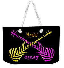 Bass Candy Weekender Tote Bag