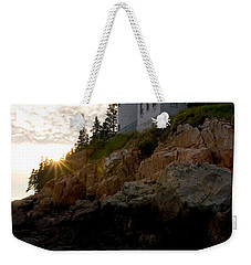 Bass Harbor Lighthouse 1 Weekender Tote Bag