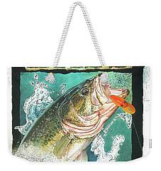 Bass Weekender Tote Bag