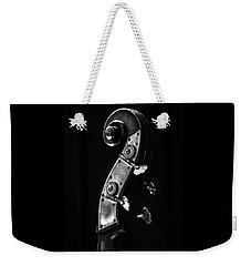 Bass Violin Weekender Tote Bag