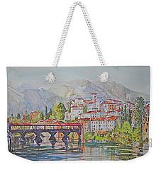 Bassano Del Grappa Weekender Tote Bag