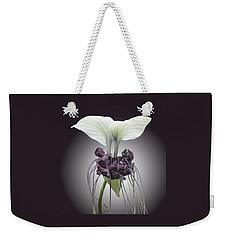 Bat Plant Weekender Tote Bag