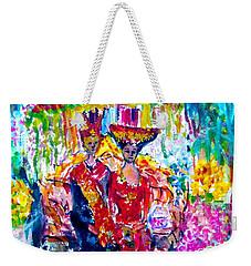 Batak Weding Weekender Tote Bag