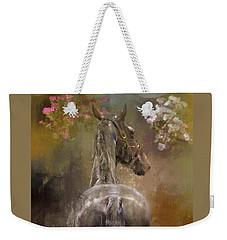 Bath Time Weekender Tote Bag by Kathy Russell