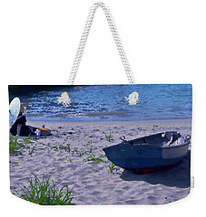 Bather By The Bay Weekender Tote Bag