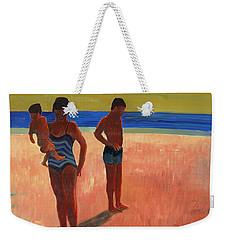 Bathers 88 Weekender Tote Bag