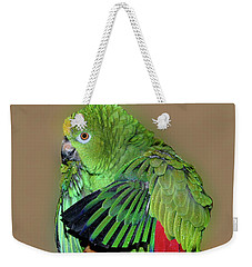 Bathing Beauty Amazon Weekender Tote Bag