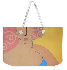 Bathing Beauty Weekender Tote Bag