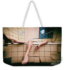 Bathroom #7866 Weekender Tote Bag