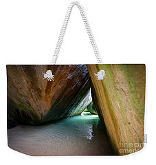 Baths At Virgin Gorda Weekender Tote Bag