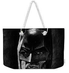 Batman Weekender Tote Bag by Salman Ravish