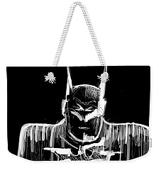 Batman..... V2.17 Weekender Tote Bag by Jason Nicholas