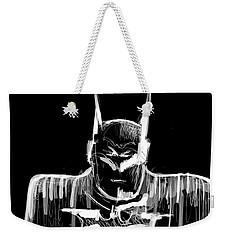 Batman..... V2.17 Weekender Tote Bag by Jason Nicholas