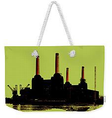 Battersea Power Station London Weekender Tote Bag