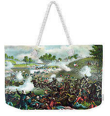 Battle Of Bull Run Weekender Tote Bag