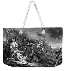 Battle Of Bunker Hill Weekender Tote Bag