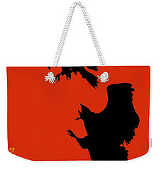 Battle Of The Eagles Weekender Tote Bag
