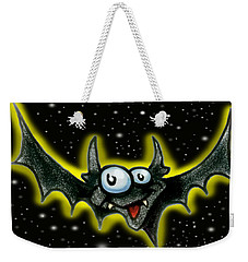 Batty Weekender Tote Bag