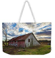 Bay Avenue Barn Weekender Tote Bag