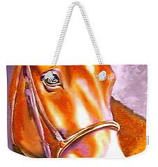 Oldenburg Sport Horse Champion Weekender Tote Bag