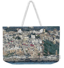Bay Of Tangier Weekender Tote Bag