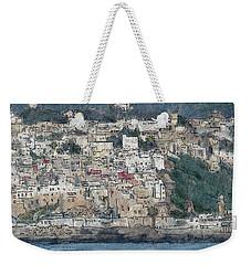Bay Of Tangier Weekender Tote Bag