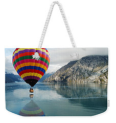 Bay Skimmer Weekender Tote Bag by Michael Peychich