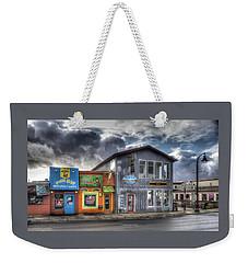 Bay Street Morning Weekender Tote Bag by Thom Zehrfeld