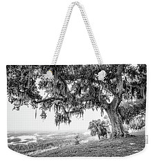 Bay Street Oak View Weekender Tote Bag by Scott Hansen