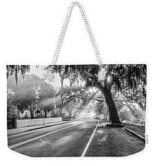 Bay Street Rays Weekender Tote Bag by Scott Hansen