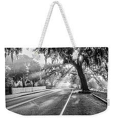 Bay Street Rays Weekender Tote Bag