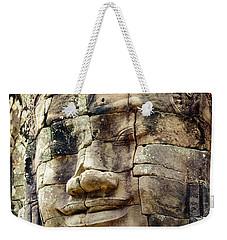 Bayon 2 Weekender Tote Bag by Werner Padarin
