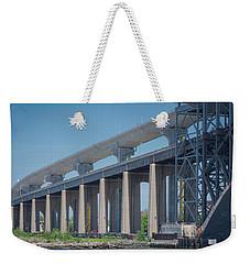 Bayonne Bridge Raising #5 Weekender Tote Bag