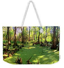 Bayou Country Weekender Tote Bag