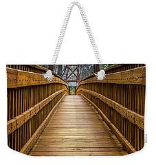 Bayou Foot Bridge Weekender Tote Bag