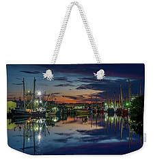Bayou Reflections At Dusk #2 Weekender Tote Bag