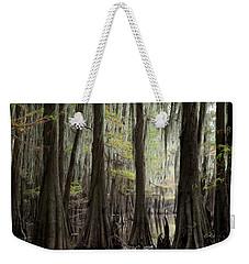 Bayou Trees Weekender Tote Bag