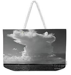 Bayshore Thunderhead In Bw Weekender Tote Bag