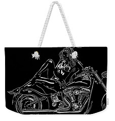 Bb Five Weekender Tote Bag by Mayhem Mediums
