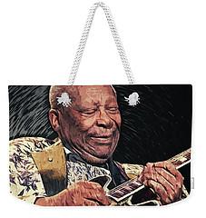 B.b. King II Weekender Tote Bag