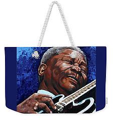 Bb King Weekender Tote Bag