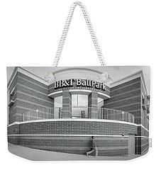 Bbt Ballpark Building Weekender Tote Bag