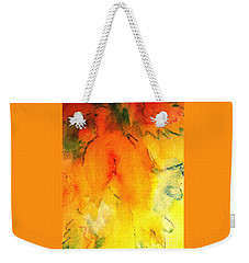 Be Harmless As Doves Weekender Tote Bag by Hazel Holland