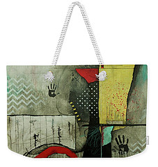 Be In Our Forest  Weekender Tote Bag
