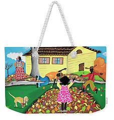 Be-leaf Weekender Tote Bag