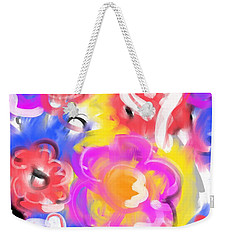 Be Mine Weekender Tote Bag by Jason Nicholas