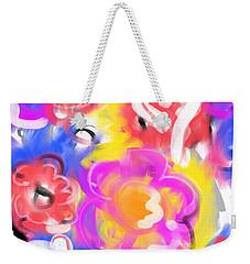 Be Mine Weekender Tote Bag by Jason Nicholas