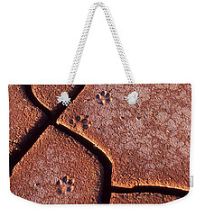 Be On The Lookout Weekender Tote Bag