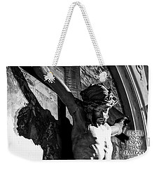 Be Still And Know That I Am God  Psalms 46 10 Weekender Tote Bag