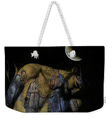 Be The Light In Our Darkness  Weekender Tote Bag by Paul Lovering